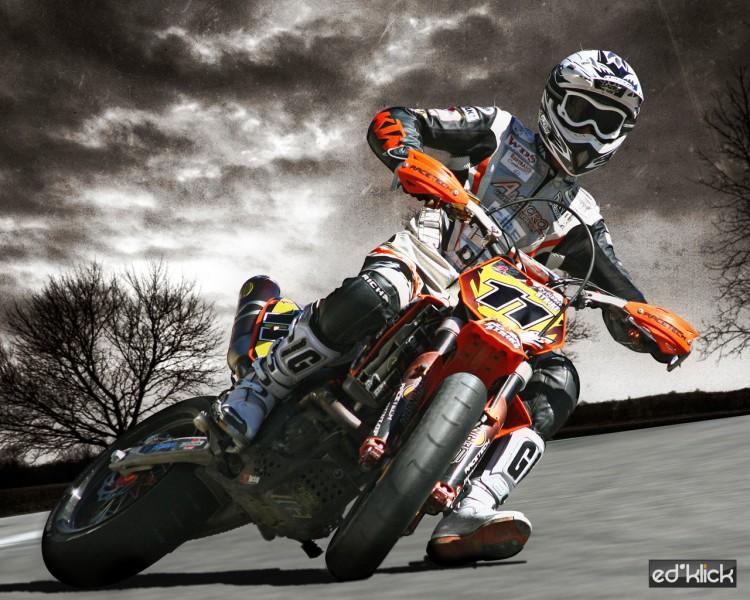 Wallpapers Motorbikes KTM Lionel Deridder #11 World championship S2
