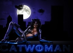 Wallpapers Comics Catwoman