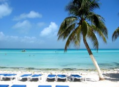 Wallpapers Trips : North America Plage de Cancun