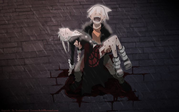 Fonds d'écran Manga Soul Eater anguish