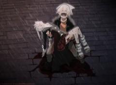 Fonds d'écran Manga anguish