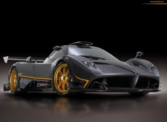 Wallpapers Cars Pagani Zonda R