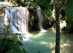 Wallpapers Trips : North America Cascades d'Agua Azul