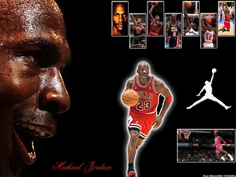 Wallpapers Sports - Leisures Basketball Mickael Jordan