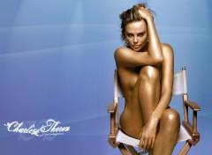 Fonds d'écran Célébrités Femme Charlize Theron