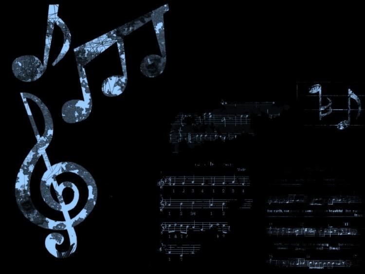 Fonds d'écran Musique Divers Note