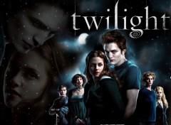 Fonds d'écran Cinéma Twilight