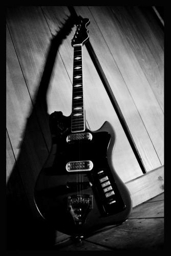 Fonds d'écran Musique Instruments - Guitares guitare electrique