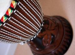 Fonds d'écran Objets Djembe du Sénégal