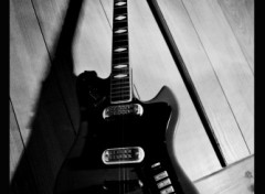 Wallpapers Music guitare electrique