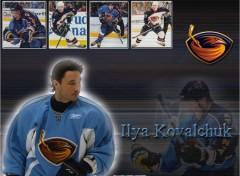 Wallpapers Sports - Leisures Ilya Kovalchuk