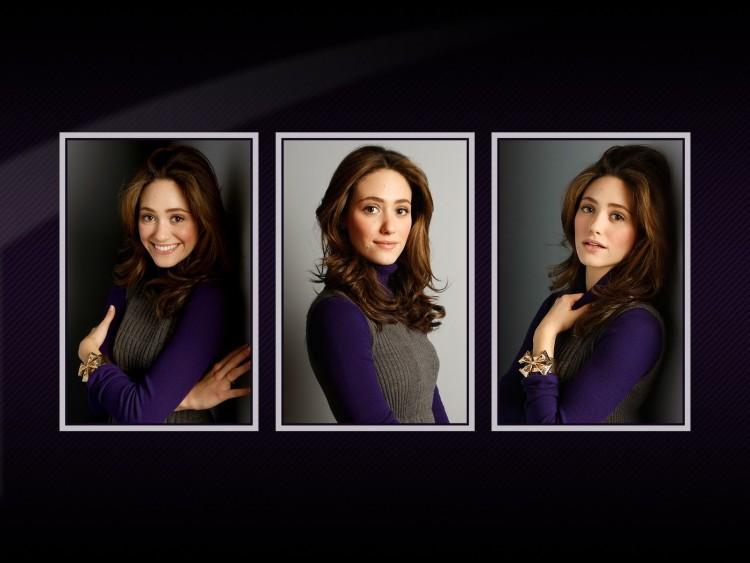 Wallpapers Celebrities Women Emmy Rossum Wallpaper N°225566