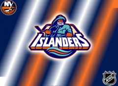 Wallpapers Sports - Leisures New York Islanders