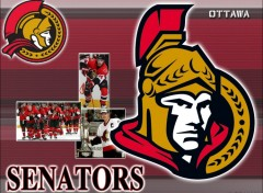 Wallpapers Sports - Leisures Ottawa Senators