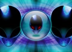 Wallpapers Fantasy and Science Fiction Azzurro infinito