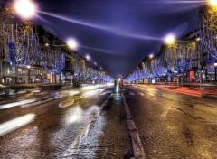Wallpapers Trips : Europ Champs-Élysées