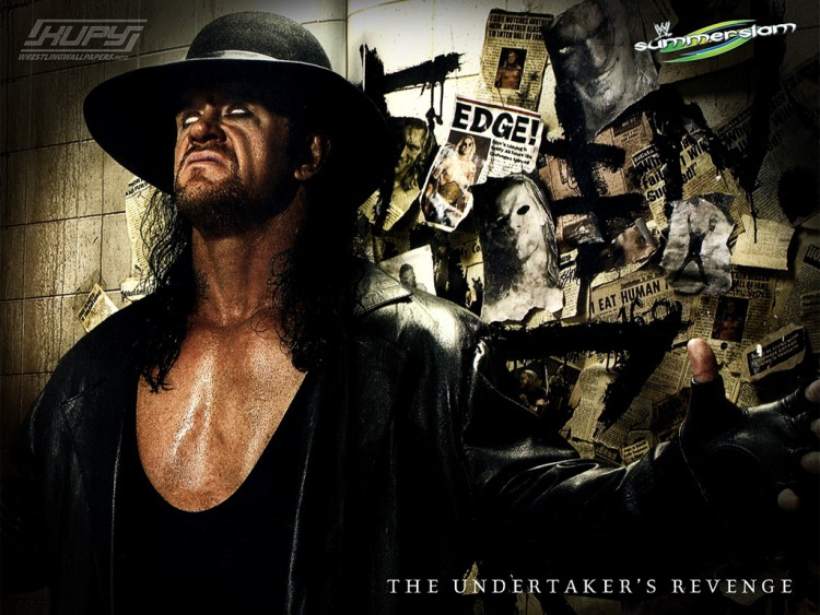 Wallpapers Sports - Leisures Catch undertaker