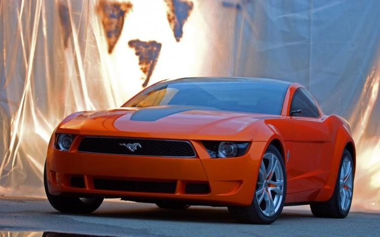 Fonds d'écran Voitures Mustang Cheval d'acier