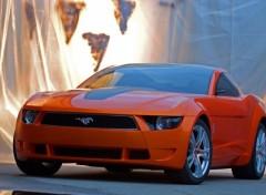 Wallpapers Cars Cheval d'acier