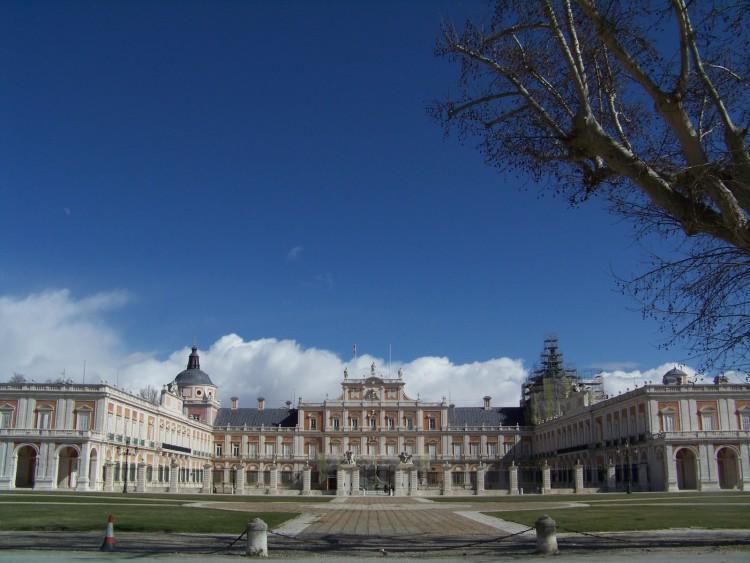 Wallpapers Constructions and architecture Castles - Palace Palais d´Aranjuez, Madrid.