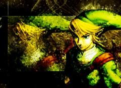 Fonds d'écran Jeux Vidéo Zelda grunge SMudge