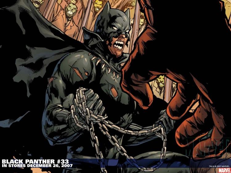 Fonds d'écran Comics et BDs Black Panther black panther