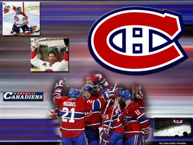 Wallpapers Sports - Leisures Hockey Montreal Canadiens