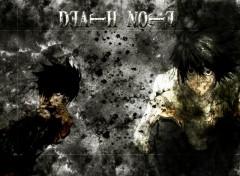 Fonds d'écran Manga Dark L