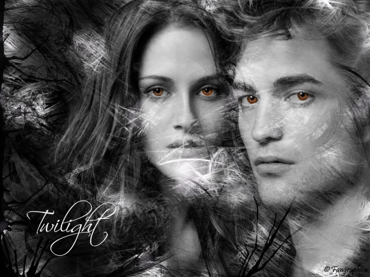Wallpapers Movies Wallpapers Twilight Fascination By Fangraphica Hebus Com