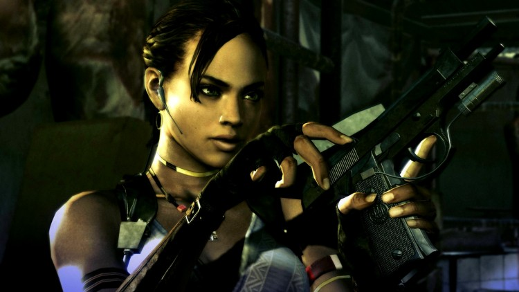 Wallpapers Video Games Wallpapers Resident Evil 5 Wallpaper N