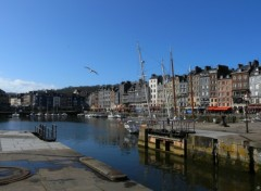 Wallpapers Constructions and architecture Honfleur