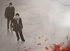 Fonds d'écran Art - Numérique Mafia Gangsta