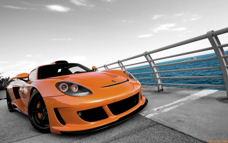 Wallpapers Cars Gemballa Mirage GT