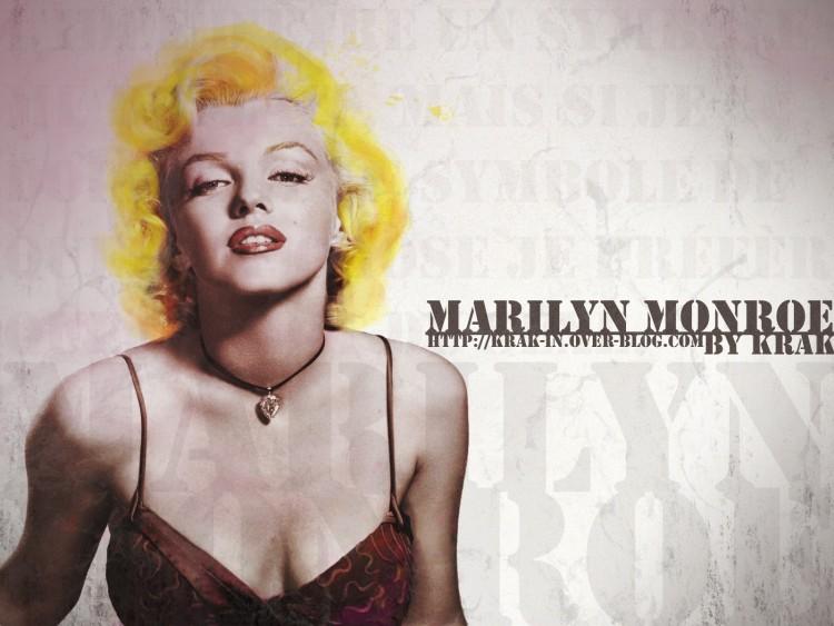 Fonds d'écran Célébrités Femme Marilyn Monroe Marilyn Monroe