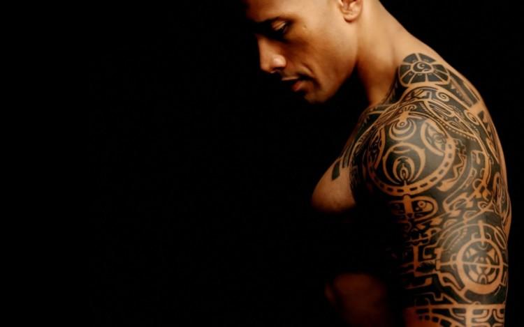 Fond D Écran Tatouage fonds d'écran art - peinture > fonds d'écran tatouages johnson par