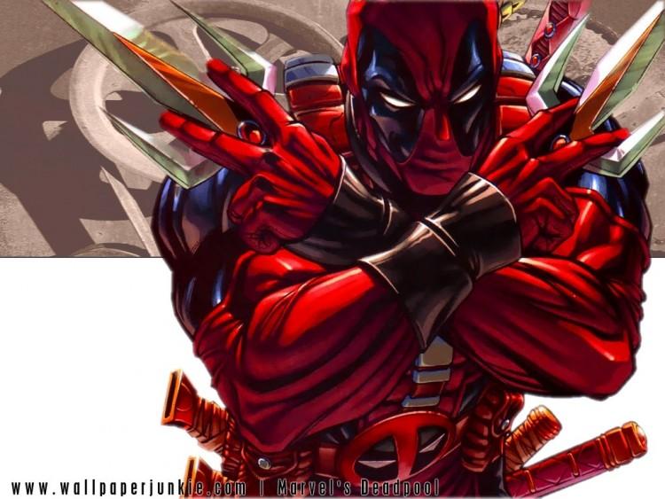 Fonds d'écran Comics et BDs Deadpool deadpool