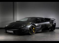 Fonds d'écran Voitures Lamborghini LP670 Audigier
