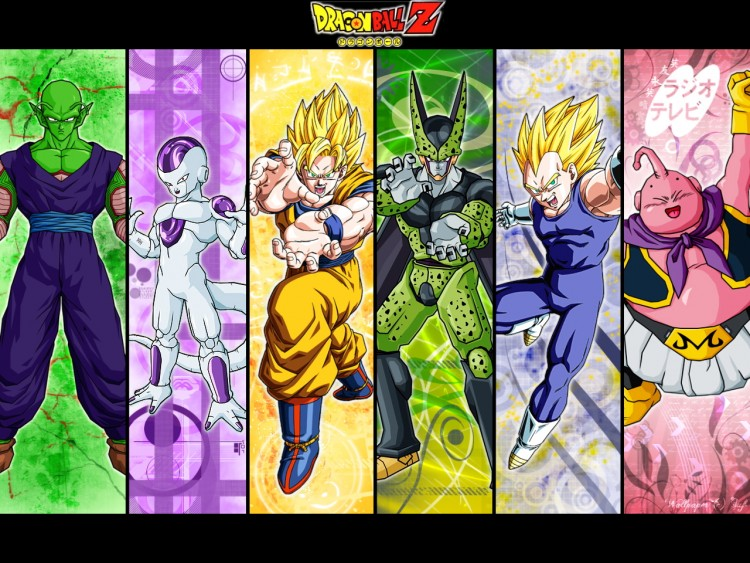 Fonds d'écran Manga Dragon Ball Z Heroes Of DBZ