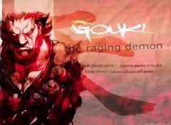 Wallpapers Video Games the raging demon