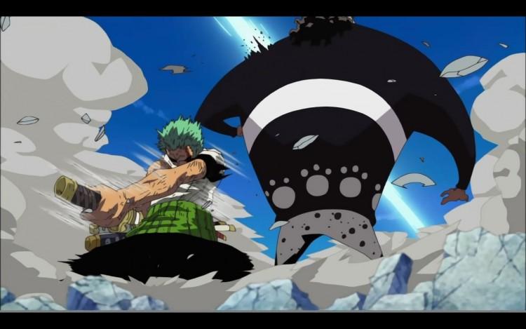 Wallpapers Manga Wallpapers One Piece Zoro Vs