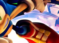 Wallpapers Dual Screen Sonic