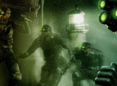 Wallpapers Dual Screen Splinter Cell