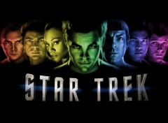 Fonds d'écran Séries TV Star Trek XI