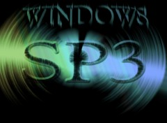 Fonds d'écran Informatique WindowsSP3