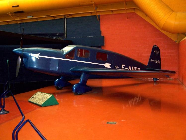 Fonds d'écran Avions Avions privés Caudron simoun