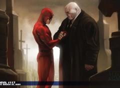 Fonds d'écran Comics et BDs daredevil