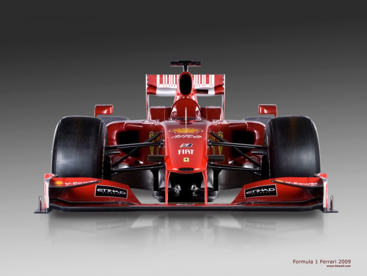 Wallpapers Sports - Leisures Formule 1 Formule 1 wallpaper ferrari F60 2009