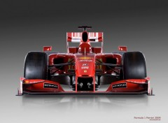 Fonds d'écran Sports - Loisirs Formule 1 wallpaper ferrari F60 2009