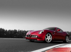 Wallpapers Cars 8C Competizione