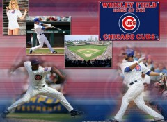 Wallpapers Sports - Leisures Chicago Cubs